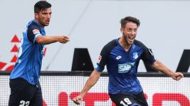 Hoffenheim hero Mark Uth: 'We had nothing to lose'