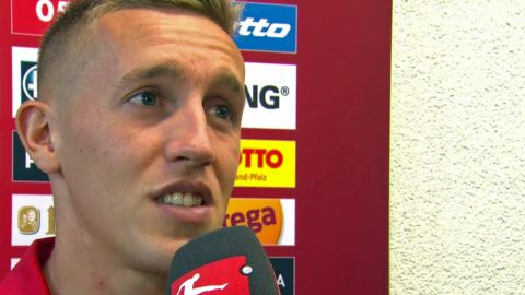 De Blasis: 'The group needed the three points'