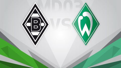 Bremen in search of Gladbach tonic