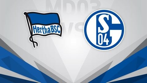 Top faces bottom as Hertha host Schalke