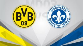 BVB out to bounce back against Darmstadt