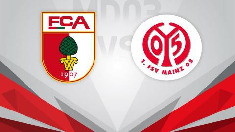 Mainz seek first season win at Augsburg