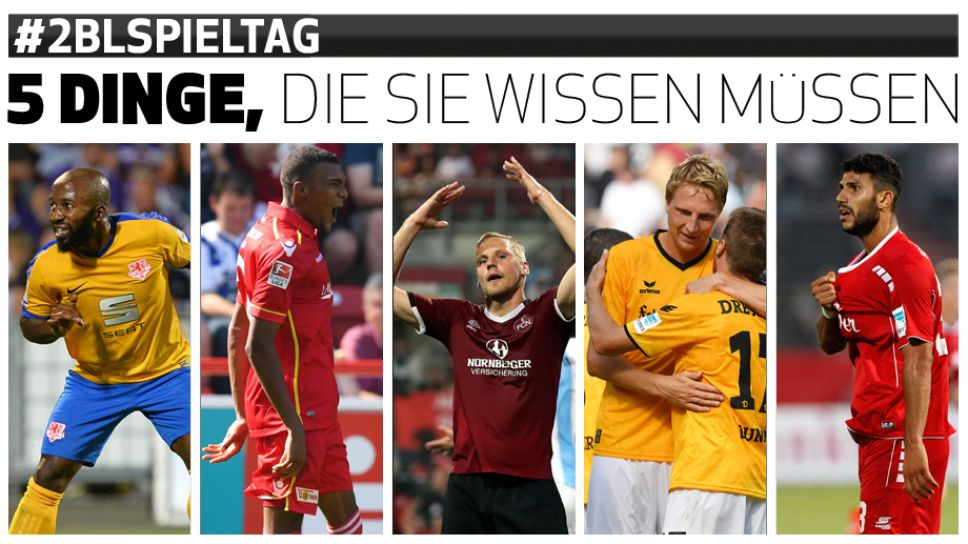 Torjägerliste 2 Bundesliga