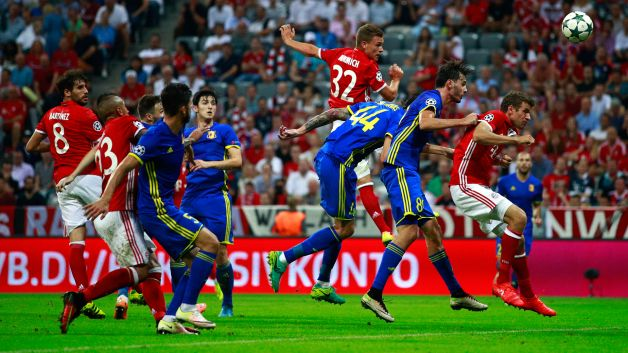 Fc Bayern Rostow