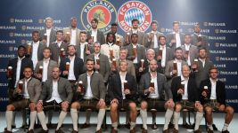 Bayern hit Oktoberfest form