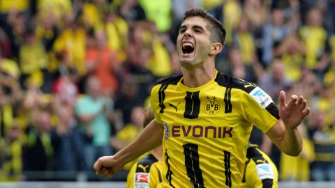 Pulisic party just getting started