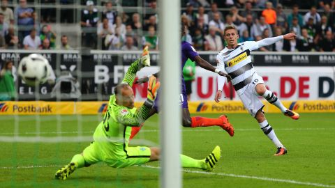 Previous meeting: Gladbach 4-1 Bremen