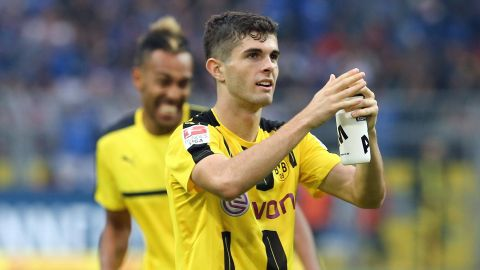 Team news: Leverkusen vs Dortmund