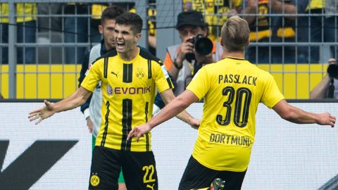 Watch: Pulisic's 2016/17 Bundesliga goals