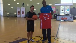 Lothar Matthäus meets James Worthy