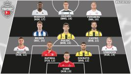 #BLFantasy - Matchday 3 Team of the Week