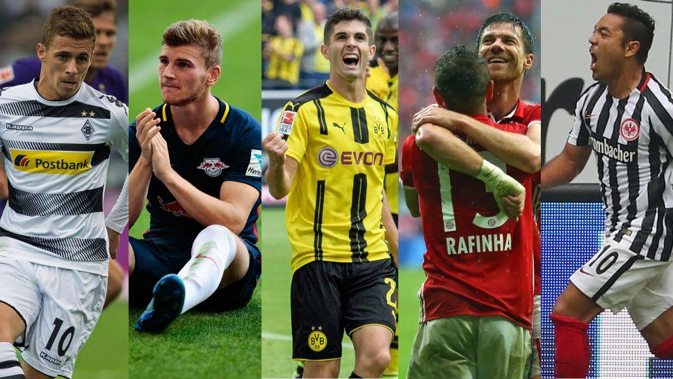Bundesliga Sterne Liste