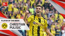 Pulisic named MD3's #BLMVP