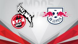 Köln meet Leipzig for first time