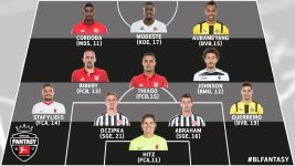#BLFantasy - Matchday 4 Team of the Week
