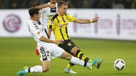 Götze settling back in