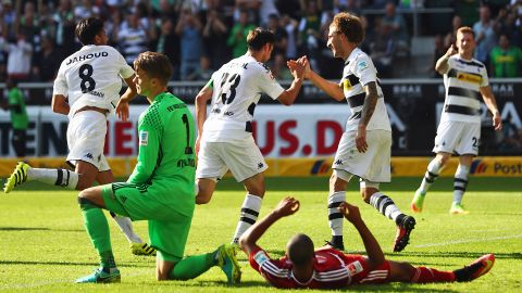 Gladbach overcome struggling Ingolstadt