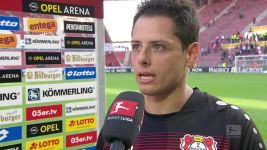 Chicharito lauds team effort