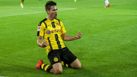 Guerreiro making waves at BVB