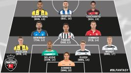 #BLFantasy - Matchday 5 Team of the Week