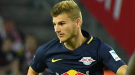 Werner happy to break Bundesliga record