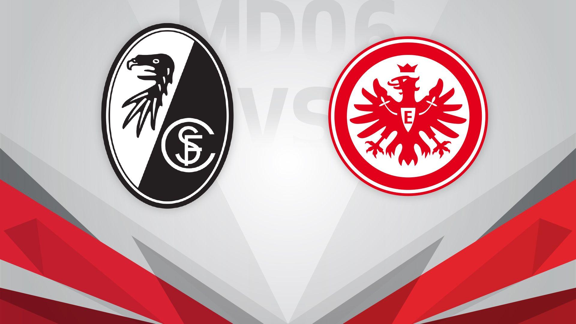Bundesliga Bundesliga 6 Spieltag Sc Freiburg Eintracht