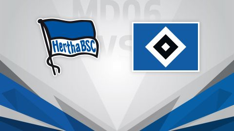 Hertha hoping for home boost against Hamburg