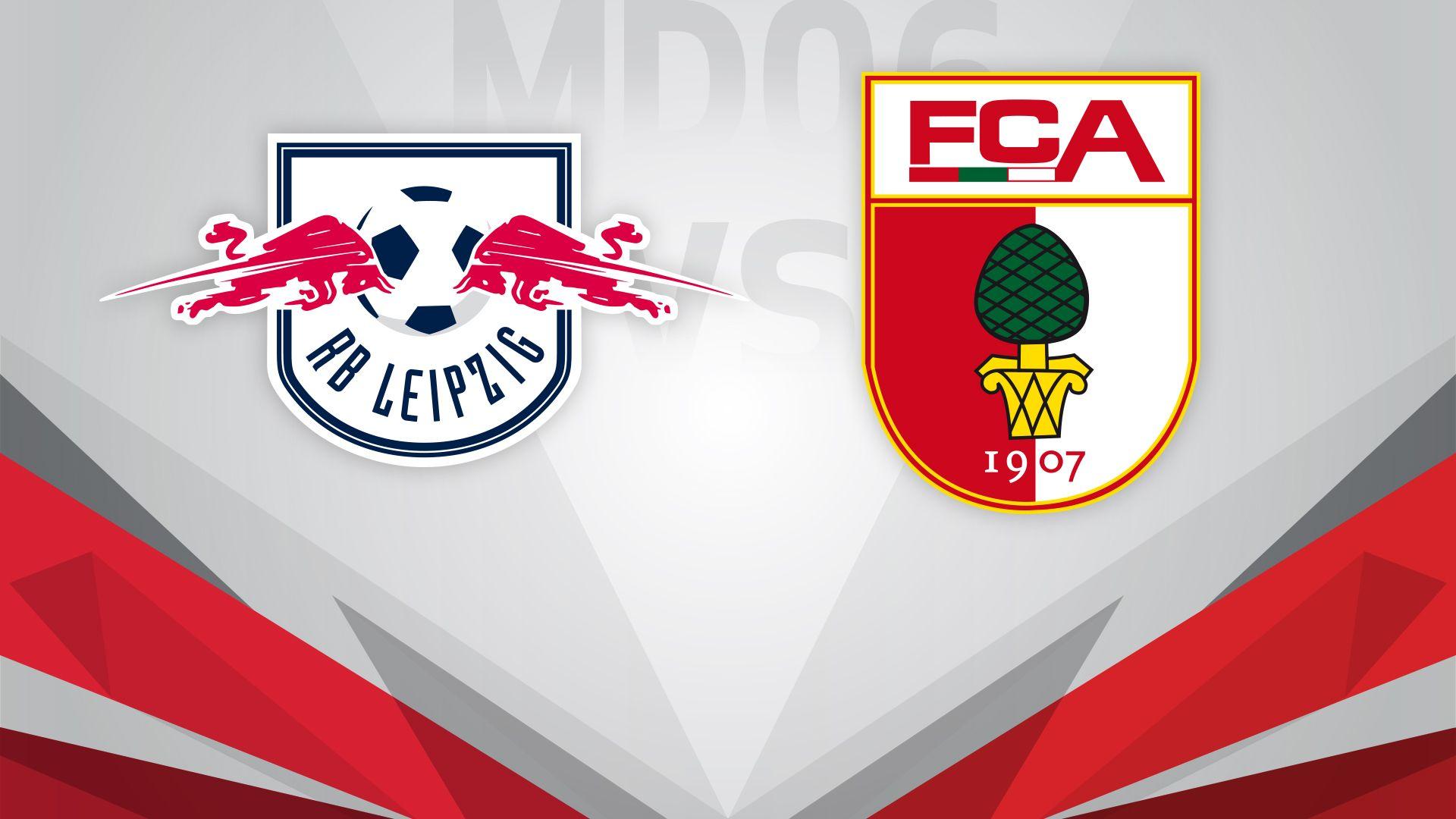 Bundesliga Bundesliga 6 Spieltag Rb Leipzig Fc Augsburg