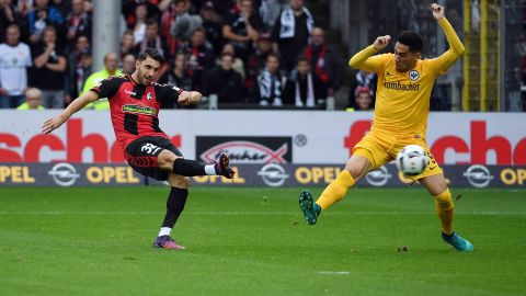 Grifo keeps Freiburg flowing