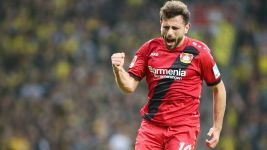 Mehmedi revels in victory