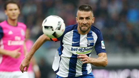 Fecha 6: Hertha-Hamburger (2:0)
