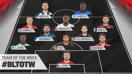 Matchday 6: Team of the Week
