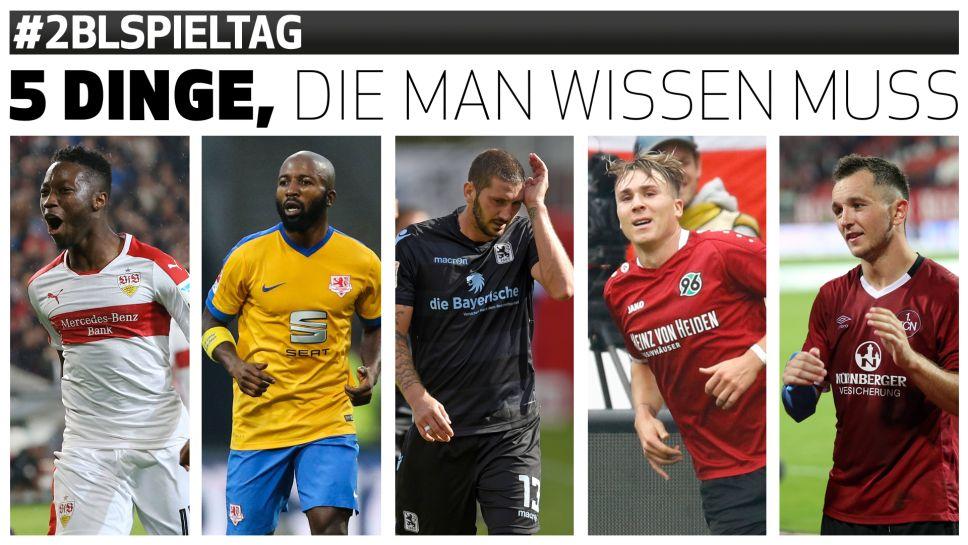 8 Spieltag 2 Bundesliga