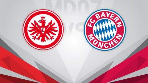Bayern with point to prove in Frankfurt