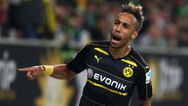 Strikers on fire: Aubameyang