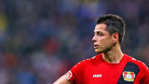 Strikers on fire: Chicharito
