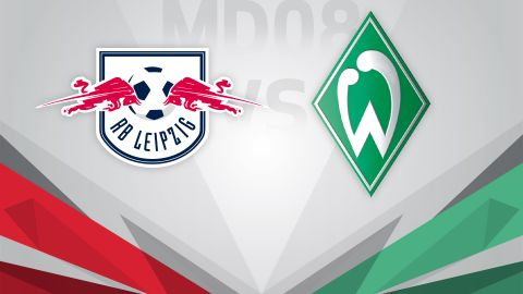 Unbeaten Leipzig host on fire Bremen