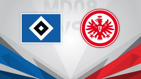 Hamburg host Eintracht in Gisdol's home debut