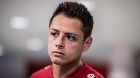 Chicharito im Interview