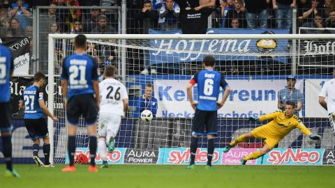 Watch: Hoffenheim 2-1 Freiburg - highlights