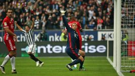 Watch: Frankfurt 2-2 Bayern - highlights