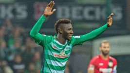 Bremen's Manneh: 'I can't believe it!'