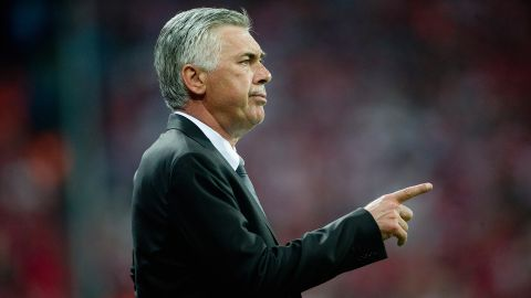 Ancelotti: 'I always see the positives first'