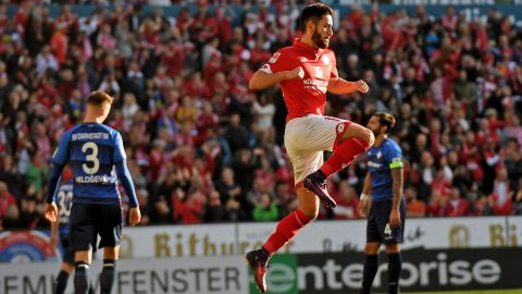Mainz break home hoodoo against Darmstadt