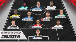 Matchday 7: Team of the Week