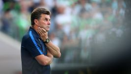 Wolfsburg and Hecking part ways