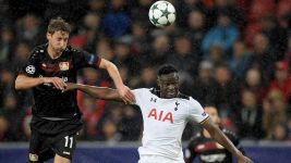 Leverkusen looking for first win at Spurs