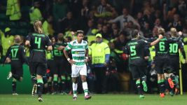 Gladbach down Celtic