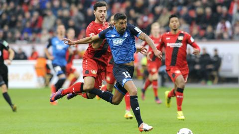 Watch: Leverkusen 0-3 Hoffenheim - highlights