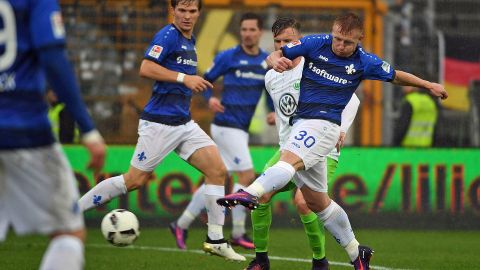 Previous meeting: Darmstadt 3-1 Wolfsburg
